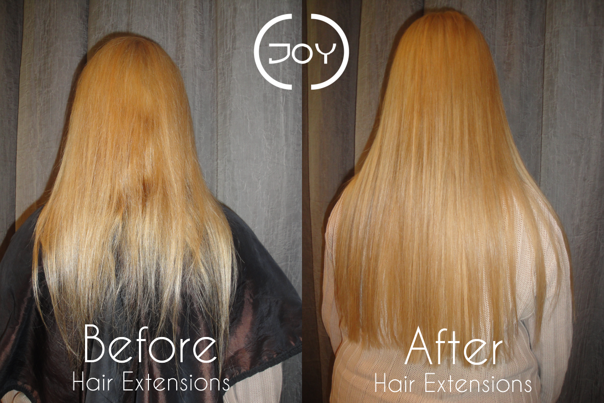 Hair Extensions C Joy Salon
