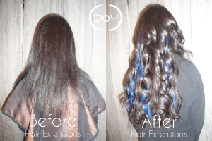 Beautiful Hair Extensions!